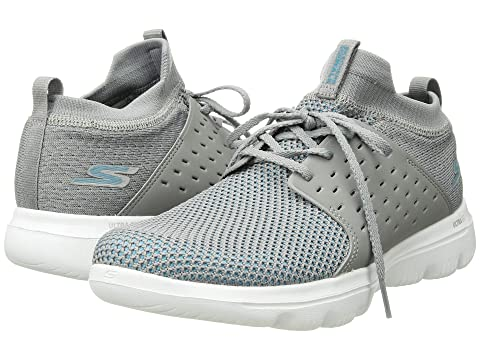 Performance Turbo SKECHERS Blue Go PinkGrey Ultra Walk Evolution Black Hot vBqwBd