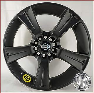 SP15185114 1 Llanta de aleación de 18 de aleación para rueda de repuesto Nissan Qashqai
