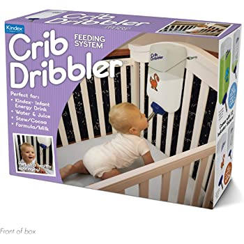 """Prank Pack """"Crib Dribbler"""" - Wrap Your Real Gift in a Prank Funny Gag Joke Gift Box - by Prank-O - The Original Prank Gift Box   Awesome Novelty Gift Box for Any Adult or Kid!"""