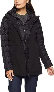 Calvin Klein Women's Softshell Hooded Walker Jacket