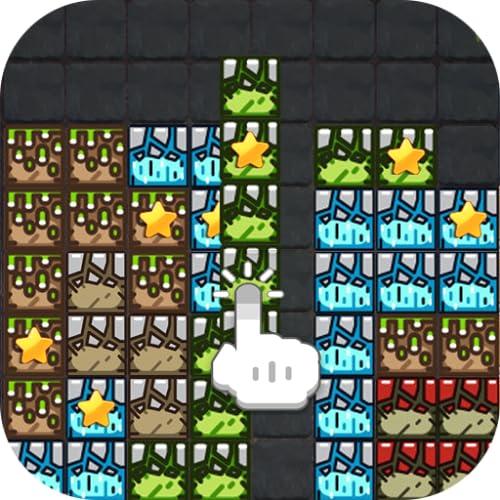 Mini Block Craft Puzzle-Crafty Legend Block Puzzle