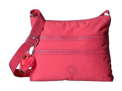 Kipling Alvar Crossbody Bag (Grapefruit) Cross Body Handbags