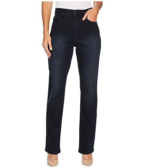 Heritage Dressing Denim in Midnight Peggy French Blue FDJ Bootcut Jeans qTaat