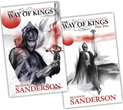 Brandon Sanderson The Stormlight Archive 2 Books Collection Pack Set