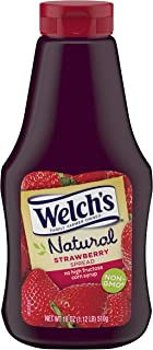 Welch's Strawberry Squeeze Spread, 18 oz - Pk of 12