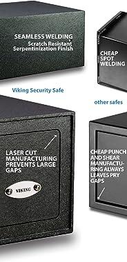 Viking Security Safe VS-50BLX Large Biometric Safe Fingerprint Safe