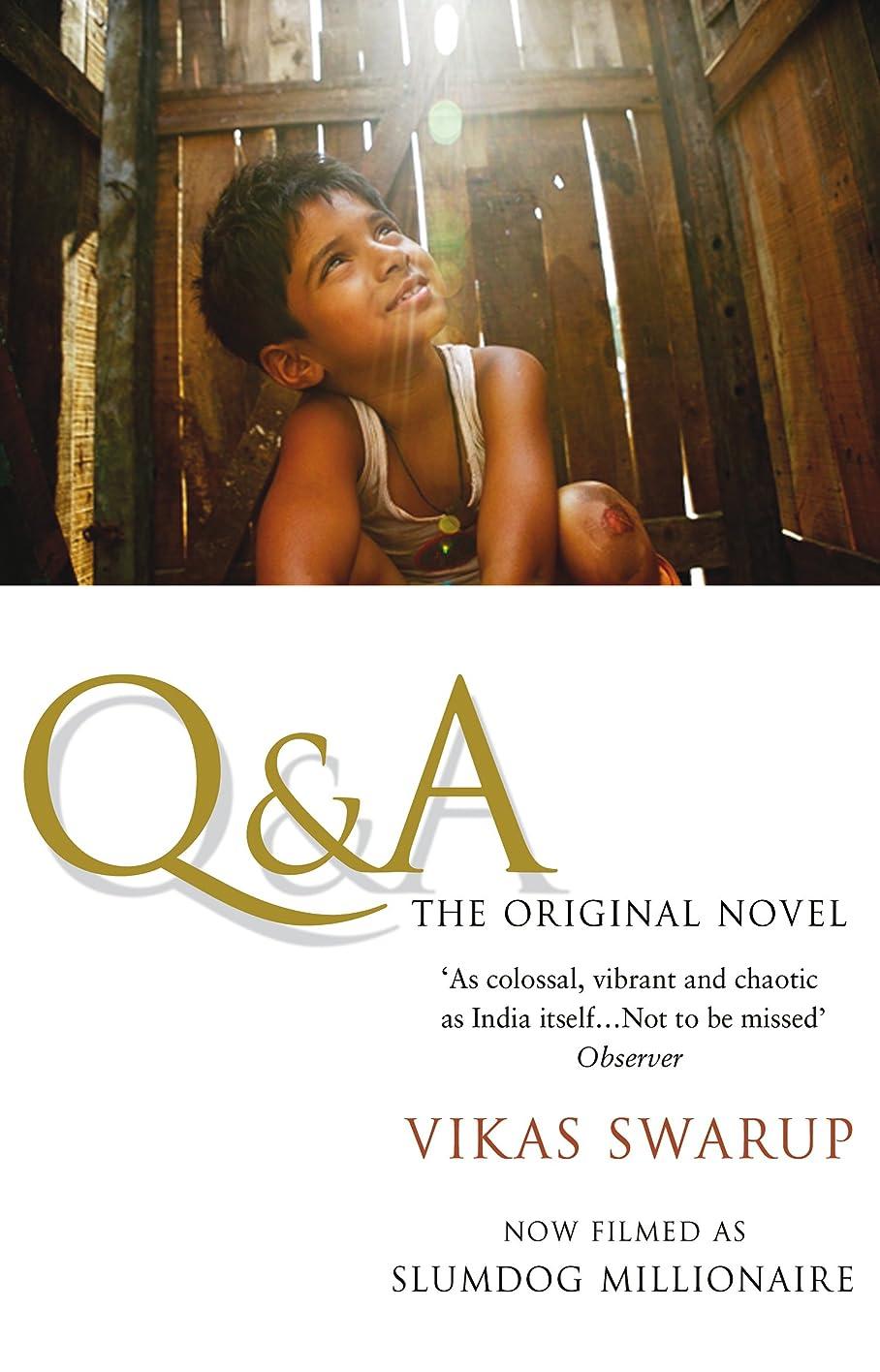 ビン高価な課税Q &  A: Slumdog Millionaire (English Edition)