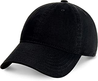 CHOK.LIDS Everyday Premium Dad Hat Unisex Cotton Baseball Cap for Men and Women Adjustable Lightweight Polo Style Curved Brim