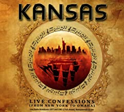 Live Confessions (From New York To Omaha) (Digipack 3CD Set)
