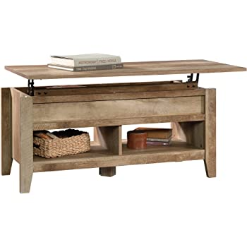 Sauder Dakota Pass Lift-Top Coffee Table | Craftsman Oak Finish | model