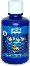 Trace Minerals Liquid Cal/Mag/Zinc, 16-Ounce