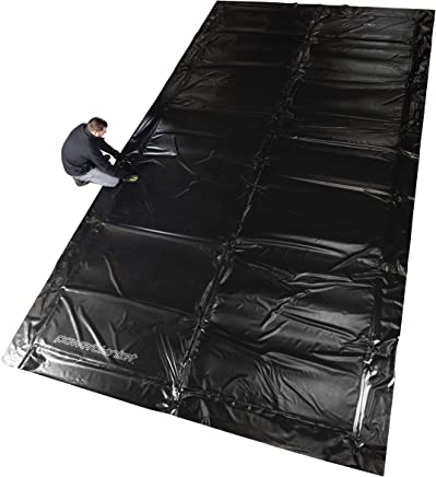 68a96ee36d7 Powerblanket MD0520 Heated Concrete Blanket - 5  x 20  Heated Dimensions -  6