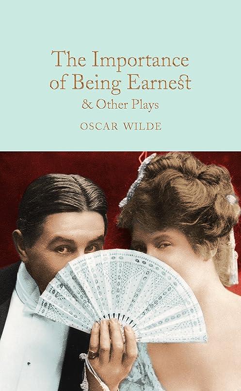 安定したハッピー可動式The Importance of Being Earnest & Other Plays (Macmillan Collector's Library Book 101) (English Edition)