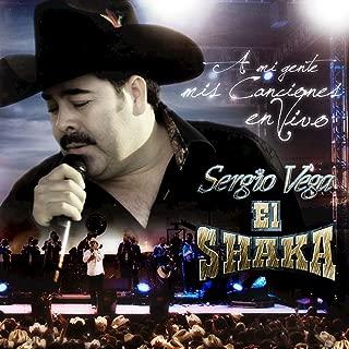 A Mi Gente...Mis Canciones En Vivo (Live At Teatro Del Pueblo Hermosillo, Sonora/2010)