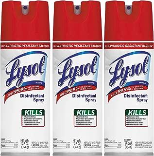 Best lysol antibiotic resistant spray Reviews