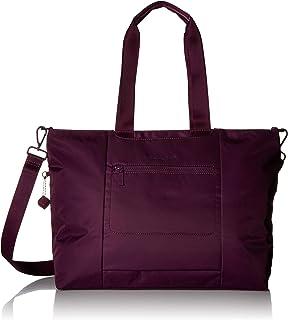 Hedgren Swing Large Tote, Removable Shoulder Strap, Rfid, Large, Purple Passion (purple) - HITC05/091-01