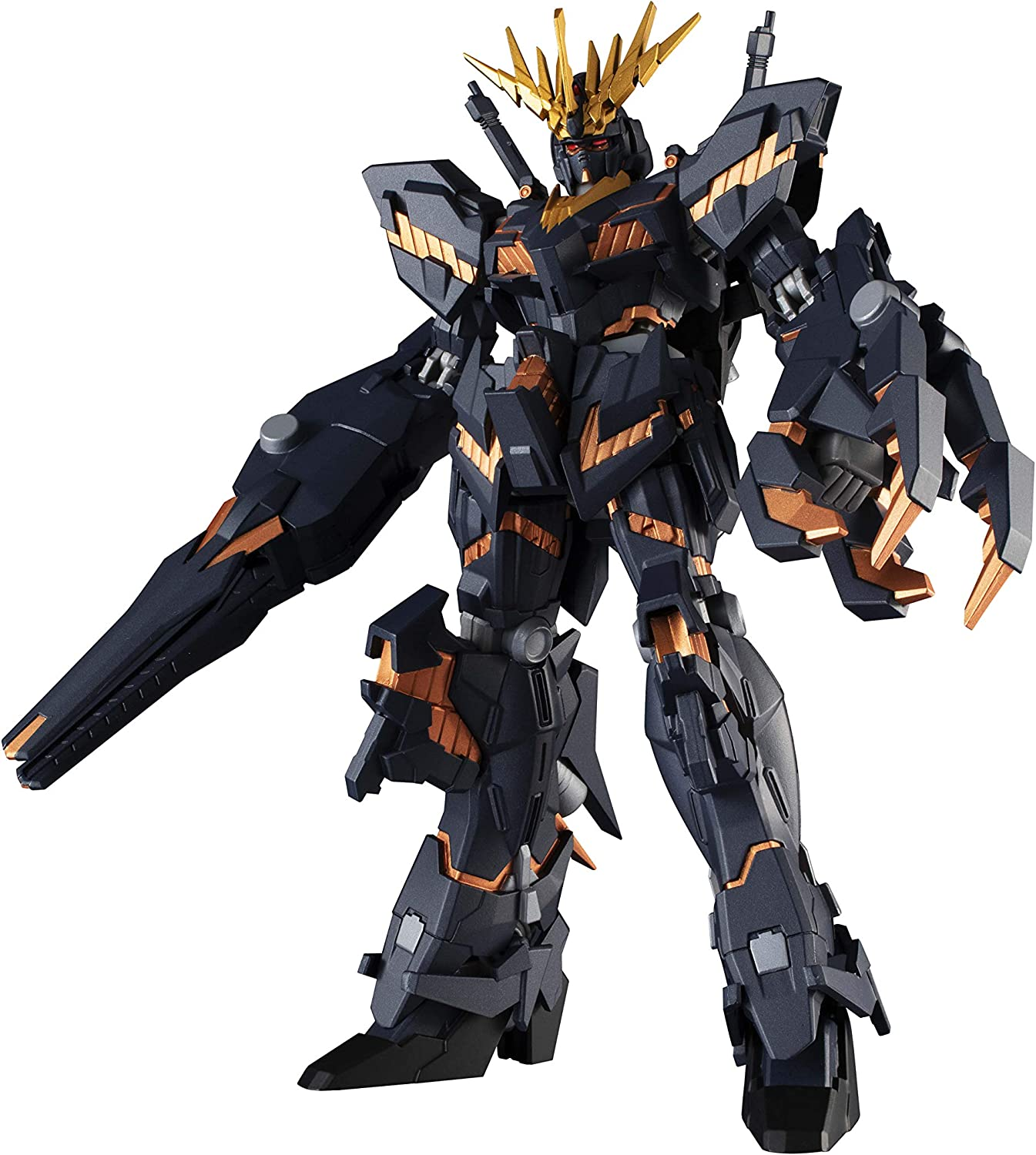 TAMASHII Don't miss the campaign NATIONS 5 ☆ very popular Rx-0 Unicorn Gundam Unit Suit 02 Banshee Mobile