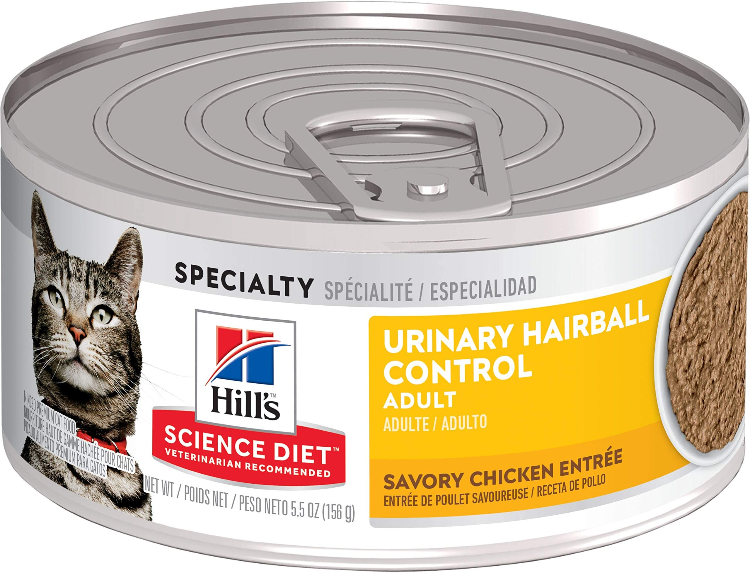 science diet urinary wet cat food
