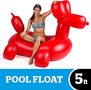 inflatable dog pool float