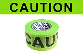 Best lime green caution tape Reviews