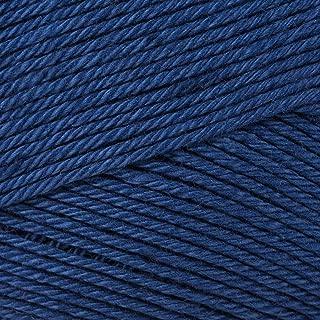 Wendy Supreme Cotton 4-Ply Yarn - Navy