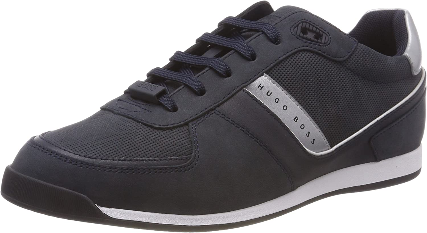 BOSS Men's Glaze_lowp_lux2 Low-Top Sneakers