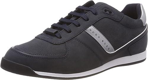 BOSS hombres Glaze Lowp Lux2, Hauszapatos para Hombre