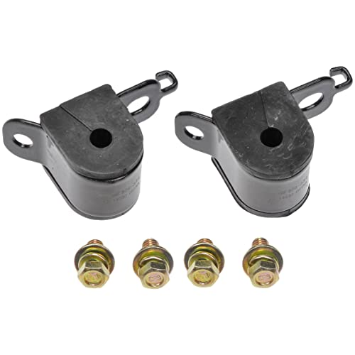 Set of 2 Rear to Frame Stabilizer 16mm Bar Bushings for RX350 Camry Solara ES300