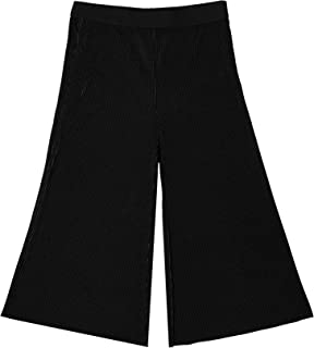 kids black palazzo pants