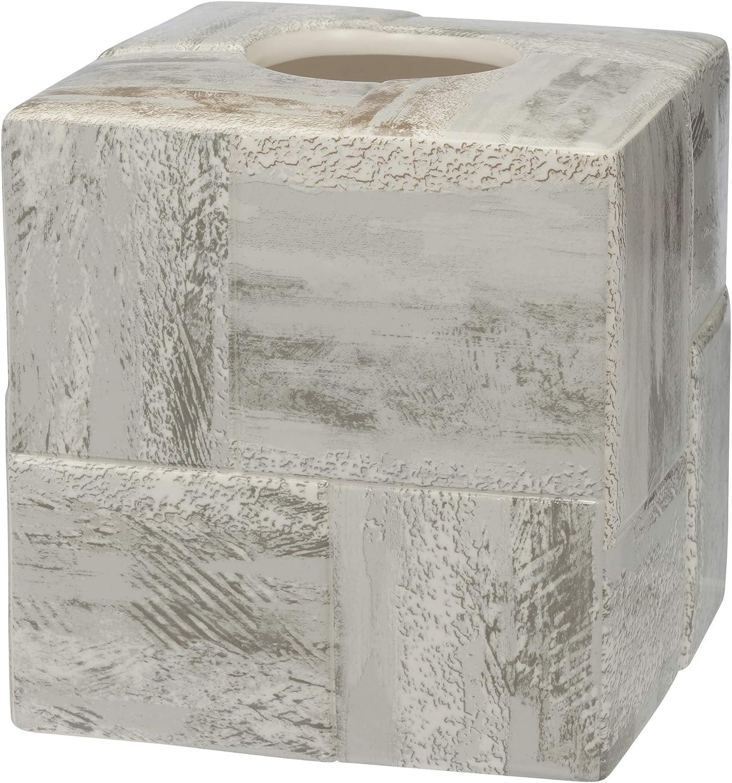 Creative Bath Products Quarry Tissue Cover Multi