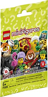 LEGO Minifigures 71025 Series 19 Building Kit, New 2019 (1 Minifigure)