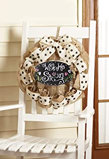 The Lakeside Collection 9-Pc. Interchangeable Wreath
