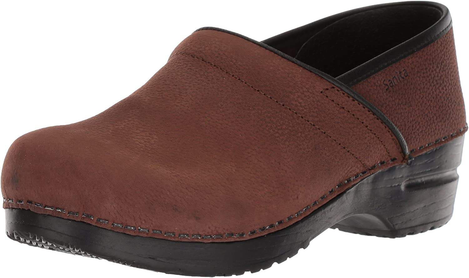 Sanita Womens Signature Pro. Textured Oil Clog
