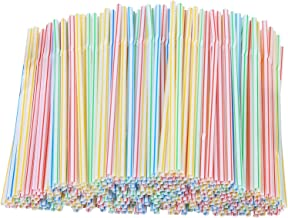 qualit/à premium biodegradabili cannucce 19,7/cm confezione da 150 Fzopo fiorellini cannucce di carta per un t/è festa nuziale doccia e wedding Event