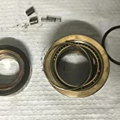 6808-2RS two side rubber seals bearing 6808-rs ball bearings 6808 RS 40X52X7 mm