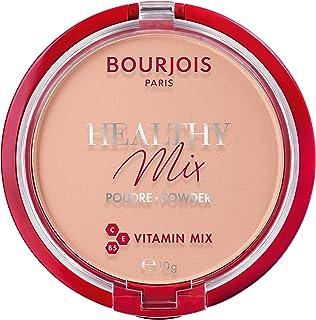 Bourjois Healthy Mix Anti-Fatigue Powder, 03 Beige rosé, 10g