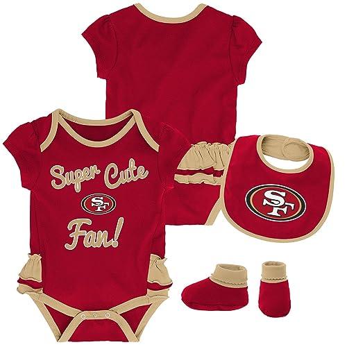 4e4946f9 49ers Baby Clothing: Amazon.com
