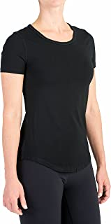 I Am Athletics Satin Seam Shirt Breathable Luxe Fabric. Great for Workout, Yoga, Running, Strength Training