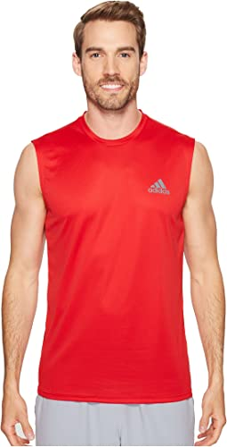 adidas Essentials Tech Sleeveless Tee