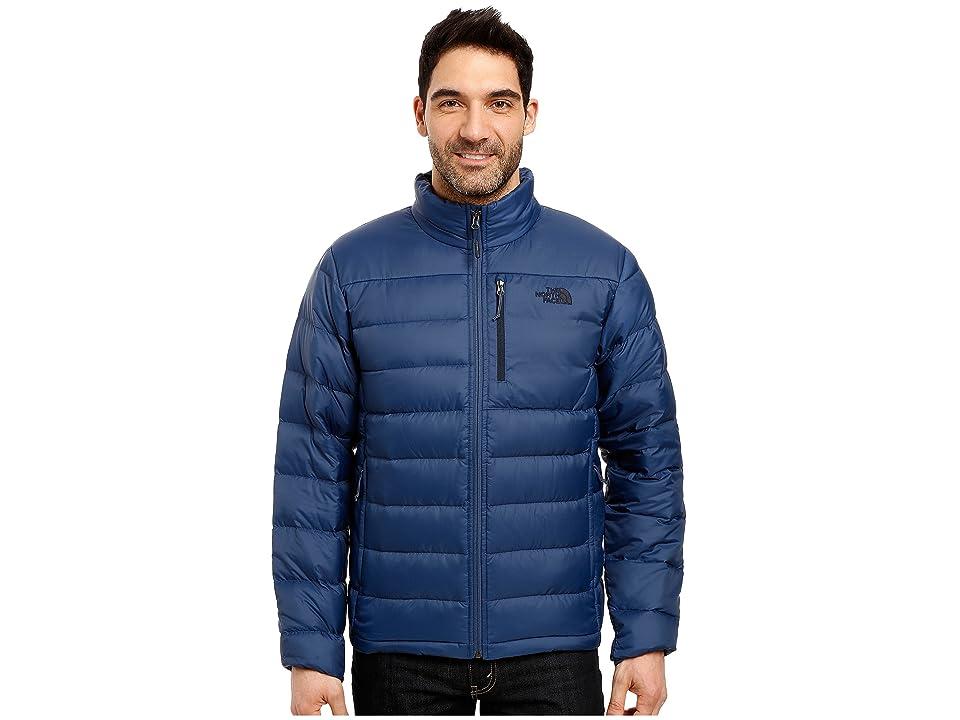 The North Face Aconcagua Jacket (Shady Blue) Men