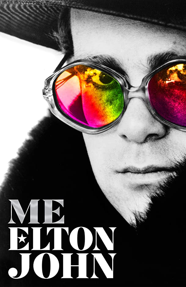ベンチャー人工こするMe: Elton John Official Autobiography (English Edition)