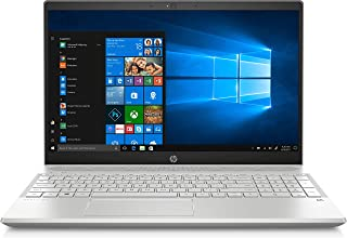 HP Pavilion 15-cs0053cl Laptop - Intel Core i5-8250U, 15.6-Inch Touch, 1TB, 12GB,Eng-KB, Windows 10,Silver