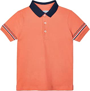 Mayoral, Polo Manga Corta para niño - 3103, Naranja