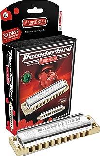 hohner marine band thunderbird low c