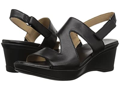 Naturalizer Valerie (Black Leather) Women