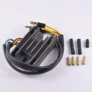 Voltage Regulator Fits Suzuki GS 250 425 450 550 650 GSX Katana 750 850 1000 1100 1977-1983 GS250 GS425 GS450 GS550 GS650 GS750 GS850 GS1000 GS1100 | OEM Repl.# 32800-44010/32800-49X50 / 32800-47121