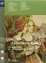 Scaricare Libri Letteratura & oltre. Con guida all'esame. Con antologia della Divina Commedia. Per le Scuole superiori. Con e-book. Con espansione online: 1 PDF