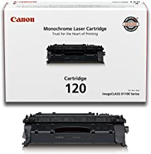 Canon Genuine Toner Cartridge 120 Black (2617B001), 1...