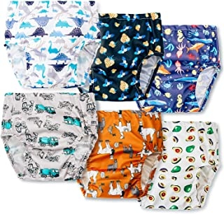 Rubber Pants for Toddler Rubber Training Pants for Toddlers Plastic Underwear Covers for Potty Training Plastic Training P...