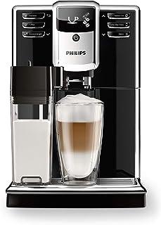 comprar comparacion Philips EP5360/10 Serie 5000 - Cafetera Súper Automática, 6 Bebidas de Café, Jarra de Leche Integrada, Limpieza Automática...